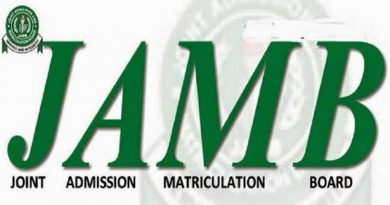 2020 UTME: JAMB releases first-day results 4