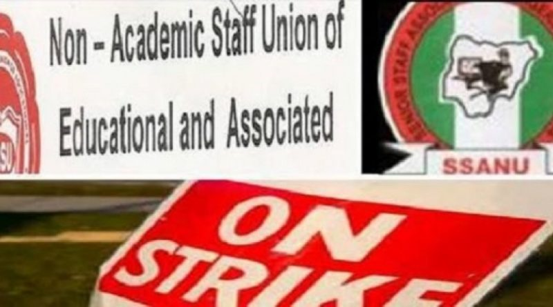 NASU Gives Notice For Indefinite Strike 1