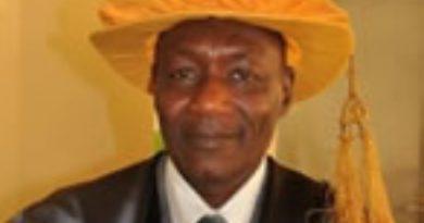 Prof Idris Isa Funtua: VC Umaru Musa Yar'adua University Katsina 4