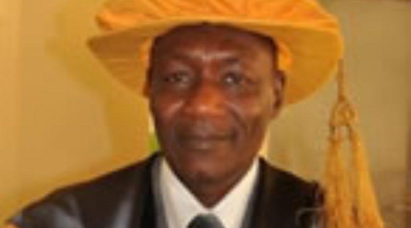 Prof Idris Isa Funtua: VC Umaru Musa Yar'adua University Katsina 1