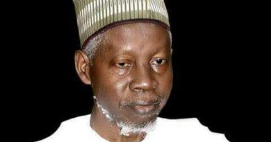 REMEMBERING PROF MAHDI ADAMU: The Emeritus Scholar, 2nd VC UDUS 5