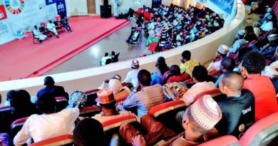 1st Universities SDGs Summit: Forum Demands Increased Budget for Education 7