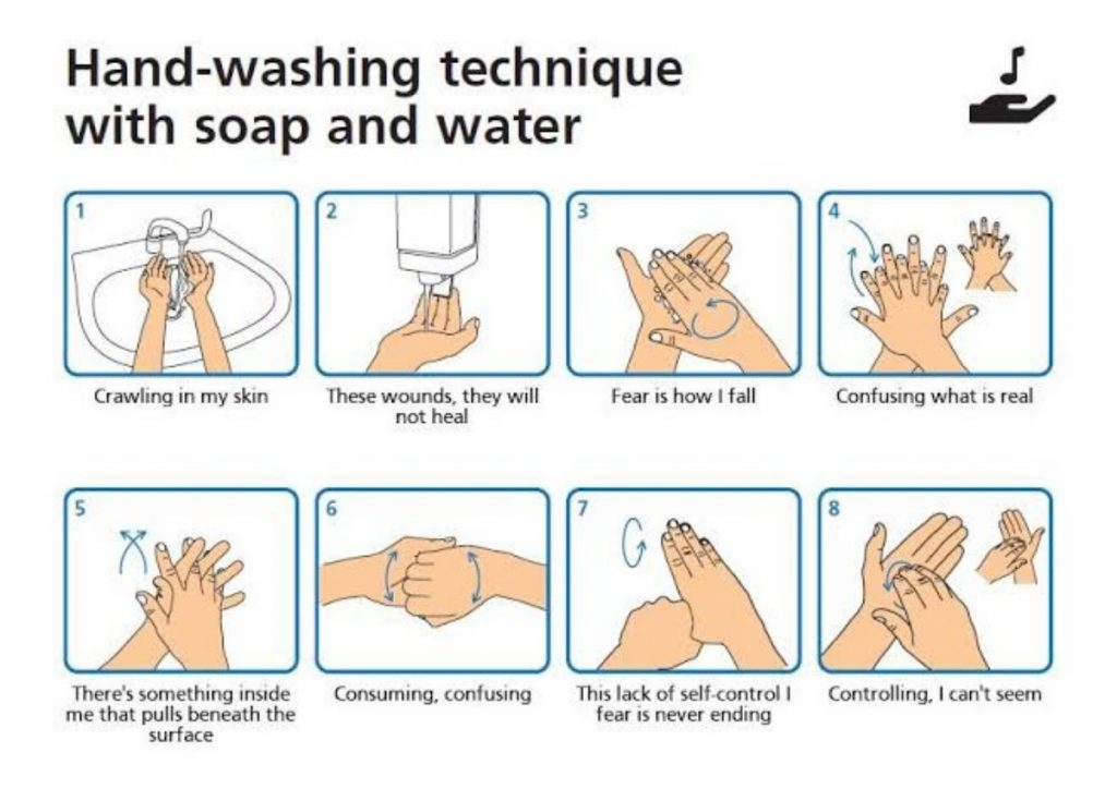 COVID-19: HOW TO WASH YOUR HANDS
