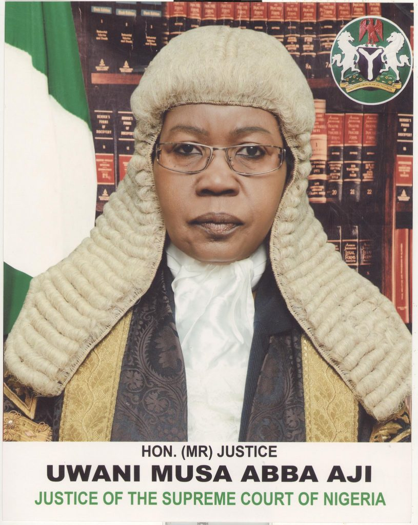 Justices of the Supreme Court of Nigeria
