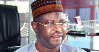 Ghali Umar Na'Abba: The 7th Speaker, Nigerian House of Representatives 5