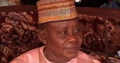 Mohammed Goni: First Civilian Governor of Borno State 5