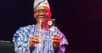 Emeritus Prof Olugbemiro Jegede: The Abusite Who Setup the National Open University of Nigeria 6