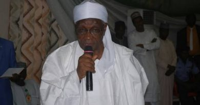Professor Ango Abdullahi: The 5th VC, Ahmadu Bello University 4