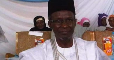 Iconic Abusite, Professor Emeritus Dalhatu Muhammad is Dead 4