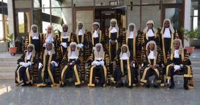 Meet the 5 Abusites Currently Serving as Justices of the Supreme Court of Nigeria 5