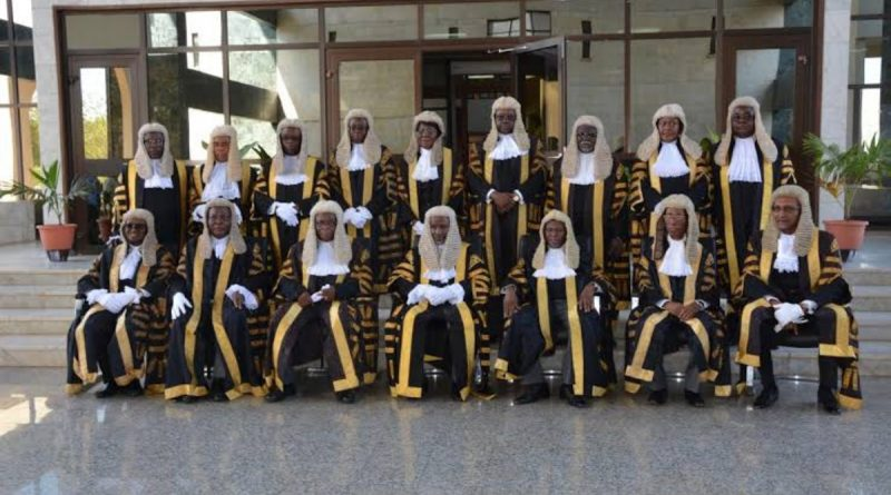Meet the 5 Abusites Currently Serving as Justices of the Supreme Court of Nigeria 1