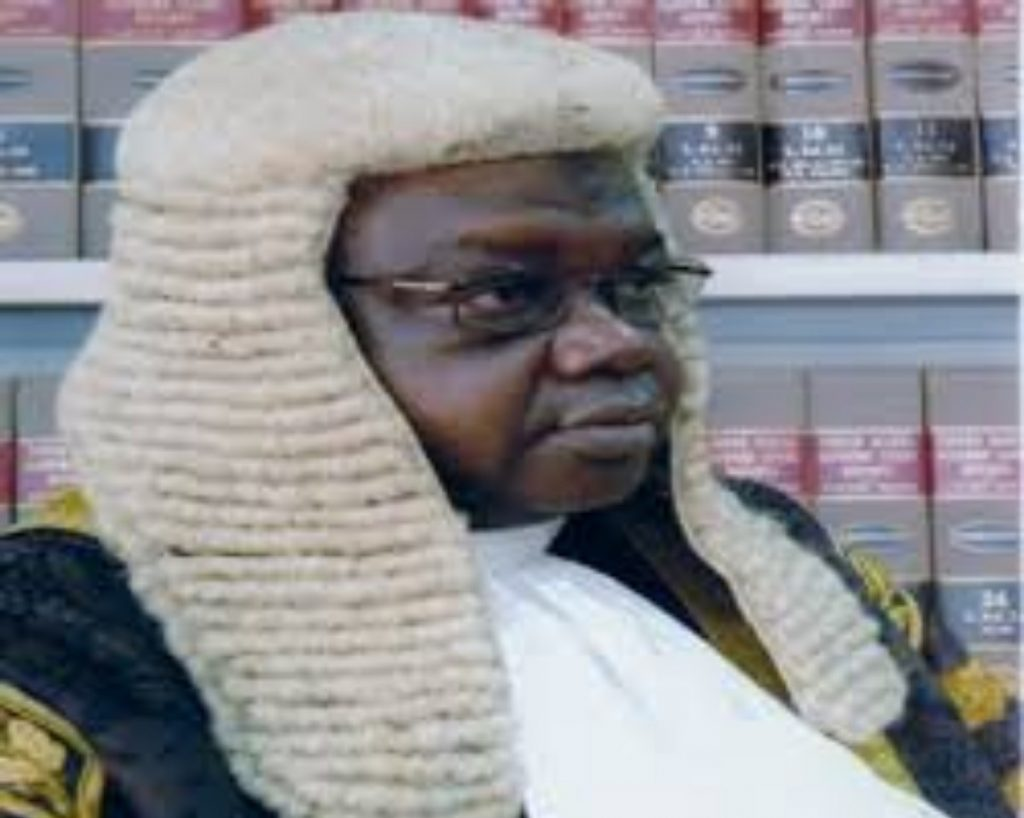 Hon. Justice Musa Dattijo Muhammad, Justices of the Supreme Court of Nigeria
