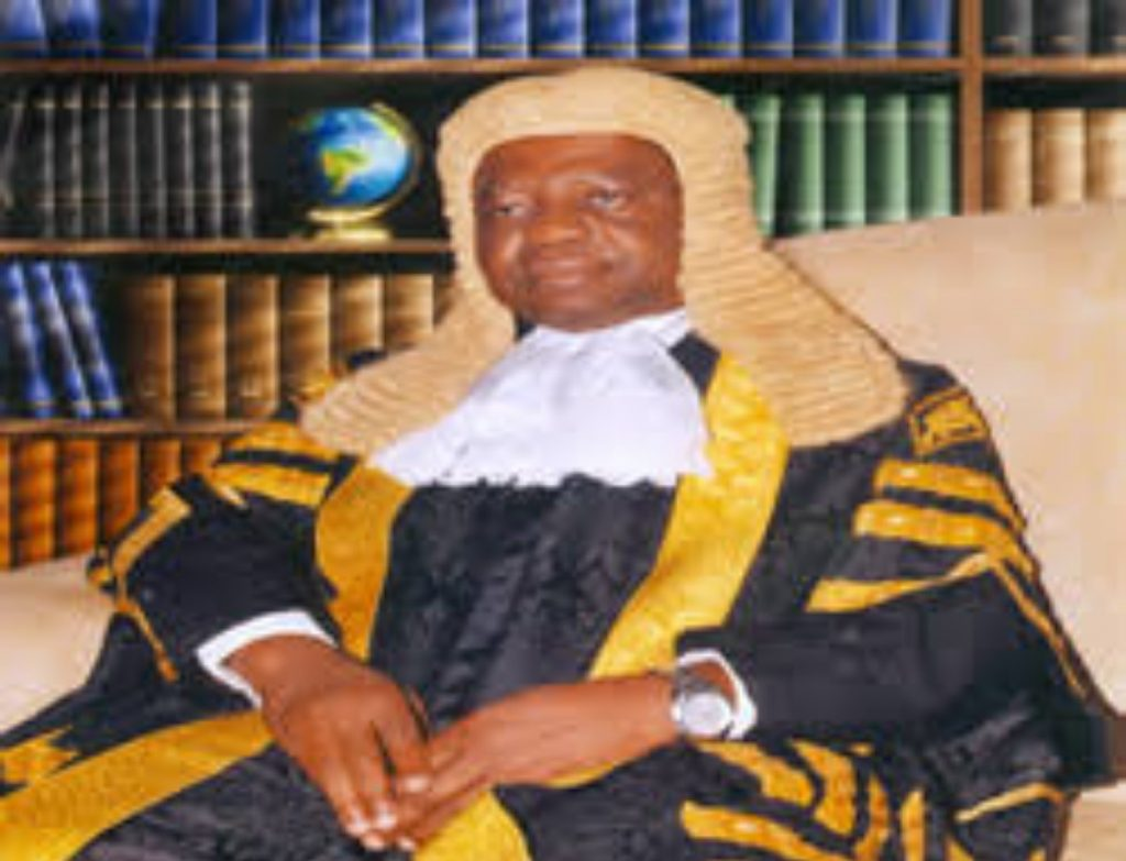 Justice Paul Adamu Galumje, Justices of the Supreme Court of Nigeria