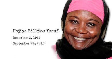 Hajiya Bilkisu Yusuf [1952-2015]: 1st Nigerian Woman To Direct A National Newspaper. 6