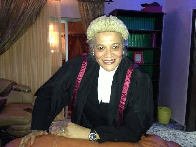 HON. JUSTICE AMINA ADAMU AUGIE CON,Justices of the Supreme Court of Nigeria