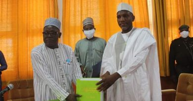 We must Unite & work hard for the advancement of ABU Zaria - Prof Kabir Bala 6