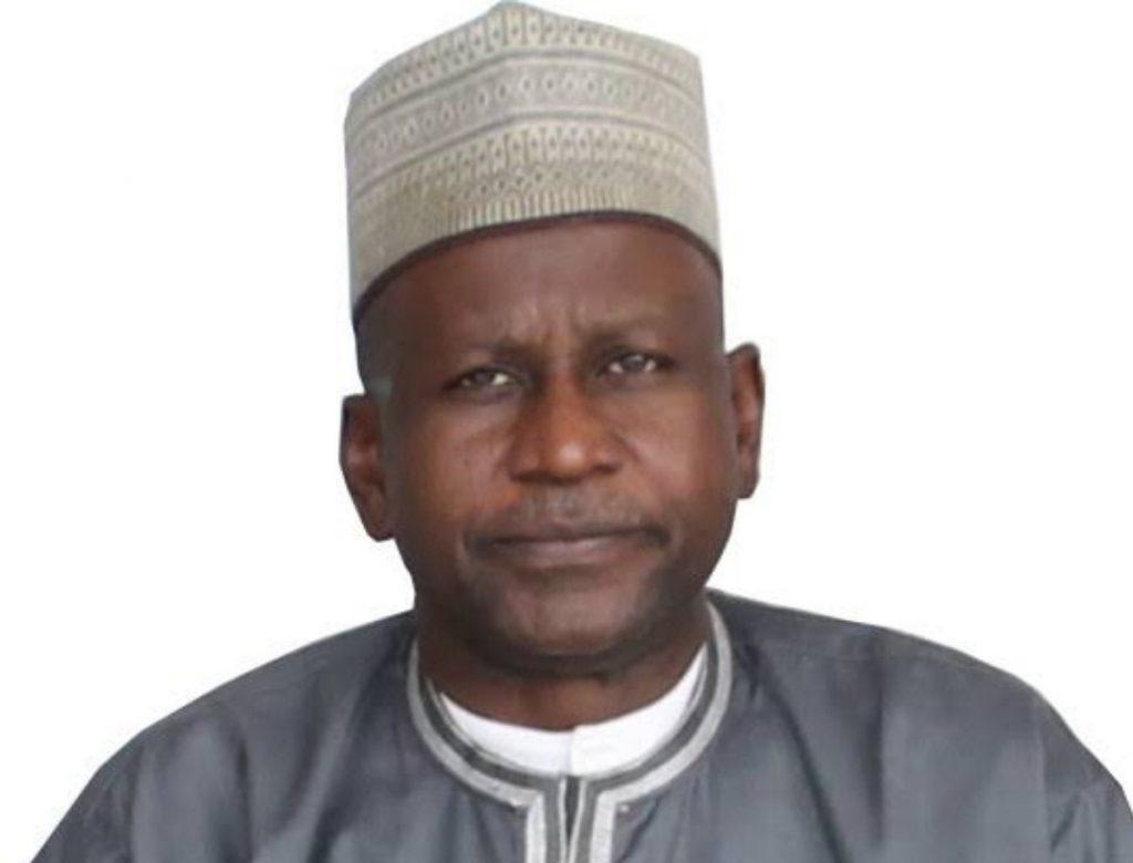 Professor Ibrahim Garba, outgoing Vice-Chancellor, Ahmadu Bello University (ABU)
