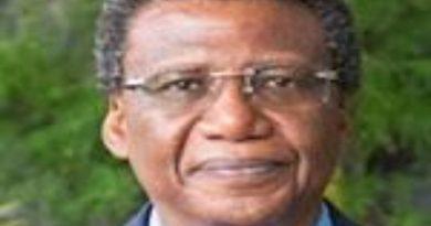 Prof Baba Yusuf Abubakar: 1st African Chair, Board of Trustees WorldFish 4