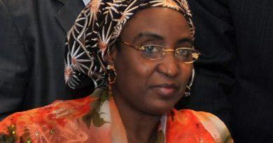 Hajiya Turai YarAdu'a: First Lady of Nigeria [2007-2010] 6