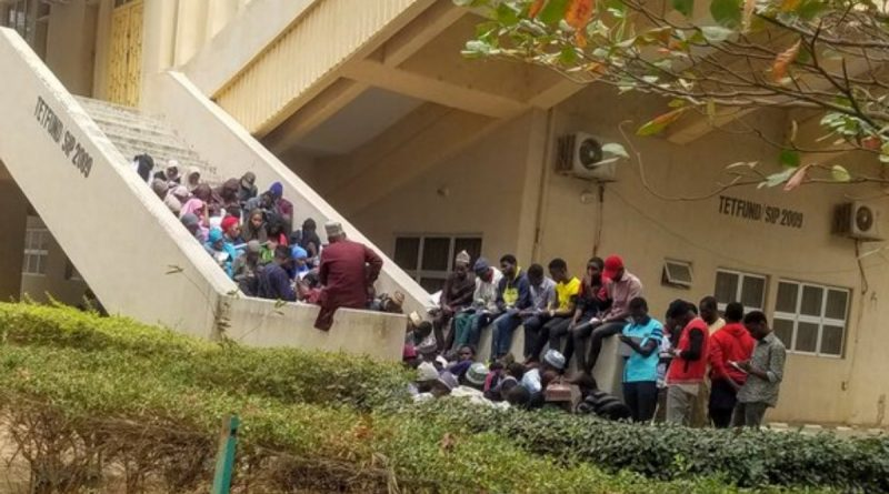 Abu Faculty Of Education: Understaffing and Student Overpopulation 8