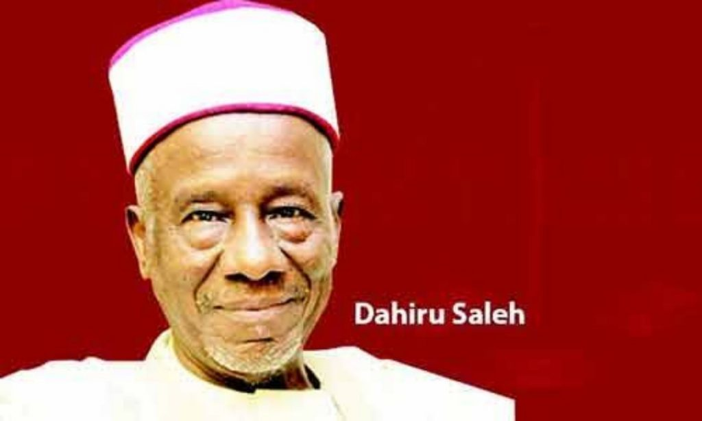 Justice Dahiru Saleh