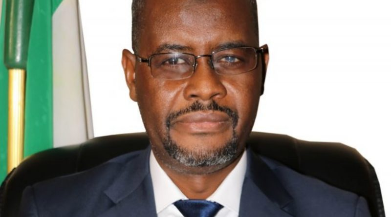 Dr. Gambo Aliyu Gumel: DG National Agency for the Control of AIDS (NACA) 1