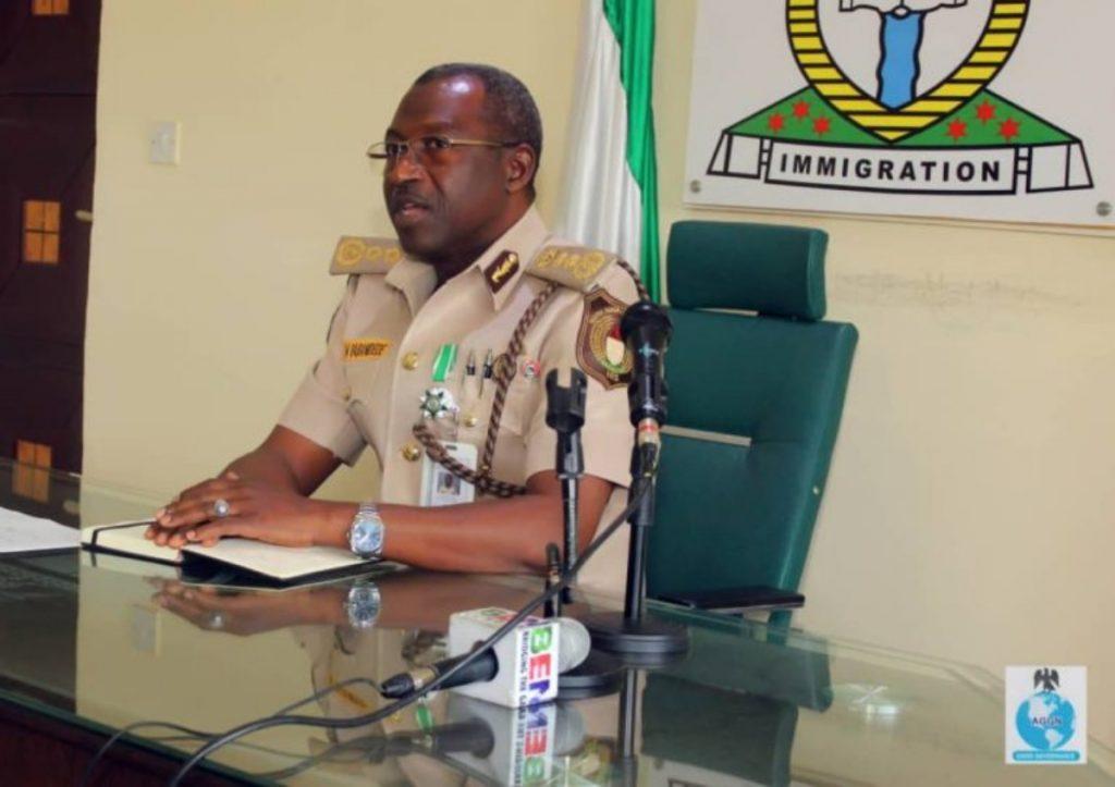 Muhammed Babandede: Comptroller General, Nigeria Immigration Service