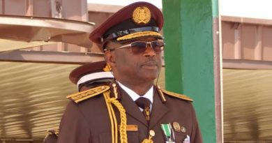 Muhammed Babandede: The 16th CG, Nigeria Immigration Service 5