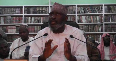 The world-class scholar: Sheikh Muhammad Auwal Adam Albaniy Zaria [1960-2014] 6