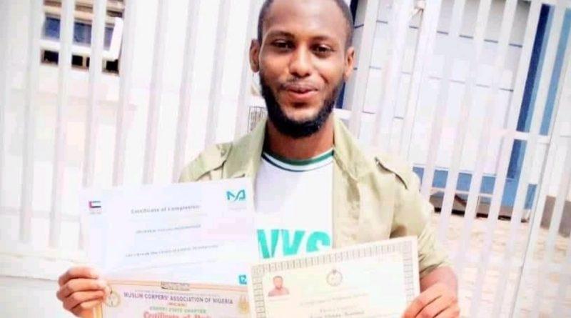 UPDATE: How Abubakar Sadiq Hassan, A 2.1 Graduate of ABU died 2days after NYSC 1