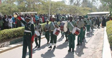 ABU Direct Security to enforce Compulsory use of face Mask on all Campuses 6