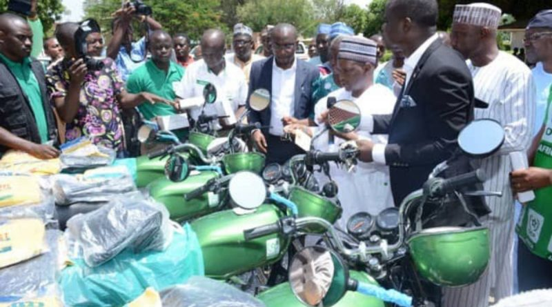 OCP Africa Partners ABU Microfinance Bank, Supports Over 75,000 Farmers 1
