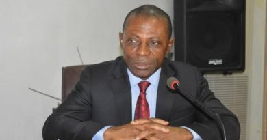 Mr. Anthony Ayine: The Auditor-General of the Federation 6