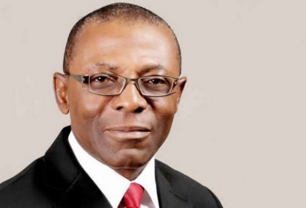 Mr. Anthony Ayine: The Auditor-General for the Federation