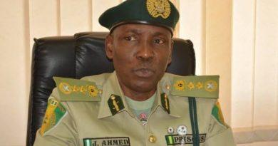 Ja'afaru Ahmed: Controller General, Nigeria Correctional Service 5