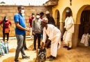 Enactus ABU Distributes Food Items to Families in Zaria 7