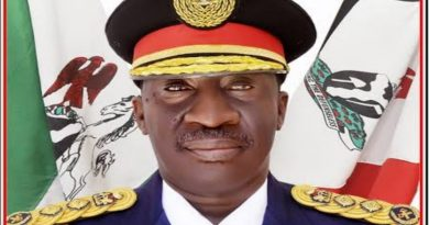 Abdullahi Gana Mohammadu: The 2nd substantive Commandant of NSCDC 4