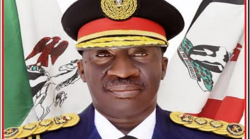 Abdullahi Gana Mohammadu: The 2nd substantive Commandant of NSCDC 1