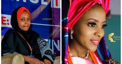 Zainab Hamisu: The Young Entrepreneur who died Just 3Months After Her Wedding 6