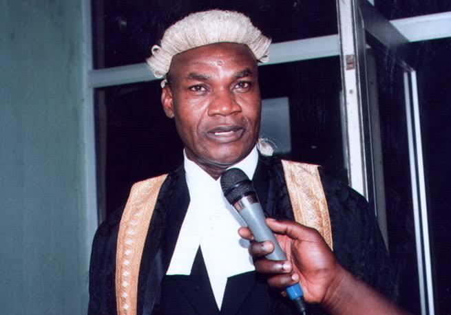 Prof. Tahir Mamman, SAN: The Vice-Chancellor,  Baze University Abuja