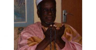 Who is Justice Dahiru Saleh: The late Mutawallen Katagum. 5