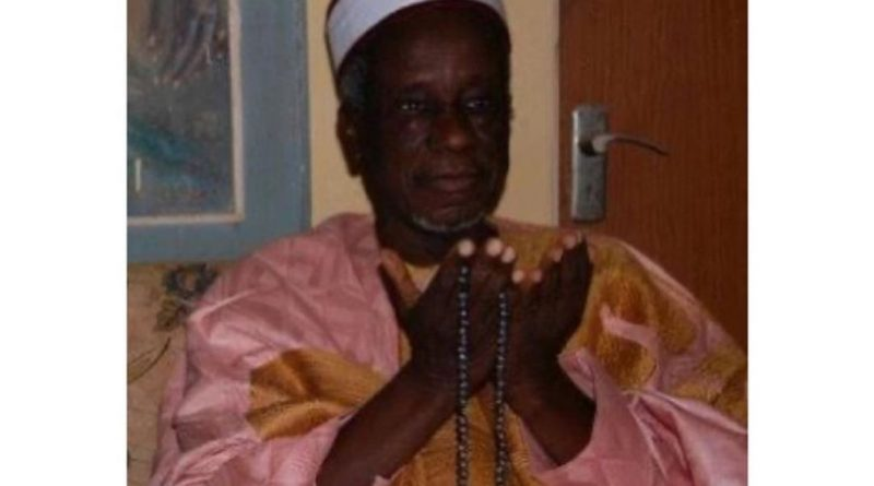 Who is Justice Dahiru Saleh: The late Mutawallen Katagum. 1
