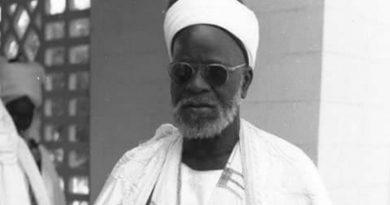 Sir Kashim Ibrahim: Pioneer Chairman, Provisional Council of ABU Zaria. 5