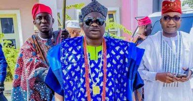 HRM. Oba Mufutau Gbadamosi: The Olofa of Offa 4