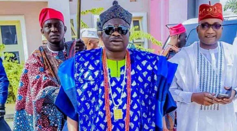 HRM. Oba Mufutau Gbadamosi: The Olofa of Offa 1