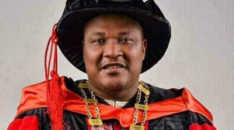 Polymer Institute of Nigeria Congratulate Prof Kabir Bala 1