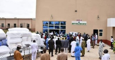 COVID-19: Sir Emeka Offor donates 100 hospital bed sets worth 48.5M to ABUTH Zaria 4