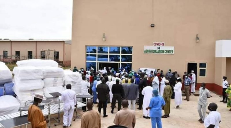 COVID-19: Sir Emeka Offor donates 100 hospital bed sets worth 48.5M to ABUTH Zaria 1