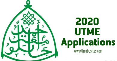 2020 UTME: List of 51 Institutions that won't accept candidates who scored below 180 5