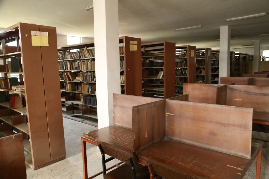 AREWA HOUSE: A Guide for Foreign researchers. 4